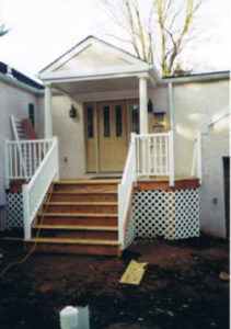 Carpentry projects in West Chester