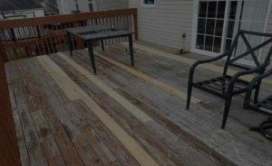 custom decks installed