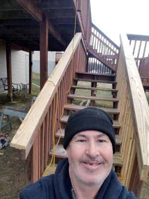 John O'Hara, Handyman in Chester County