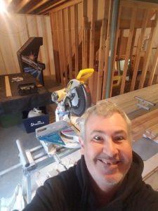 John O'Hara, Handyman in Chester County