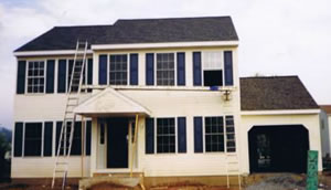 Home siding in Chester county